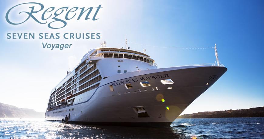 Seven Seas Voyager Cruises Regent Seven Seas Voyager