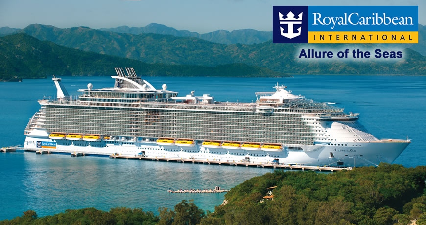 Allure Of The Seas Royal Caribbean Cruise Ship