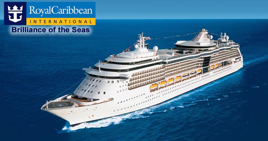 Brilliance Of The Seas Royal Caribbean Cruise Ship