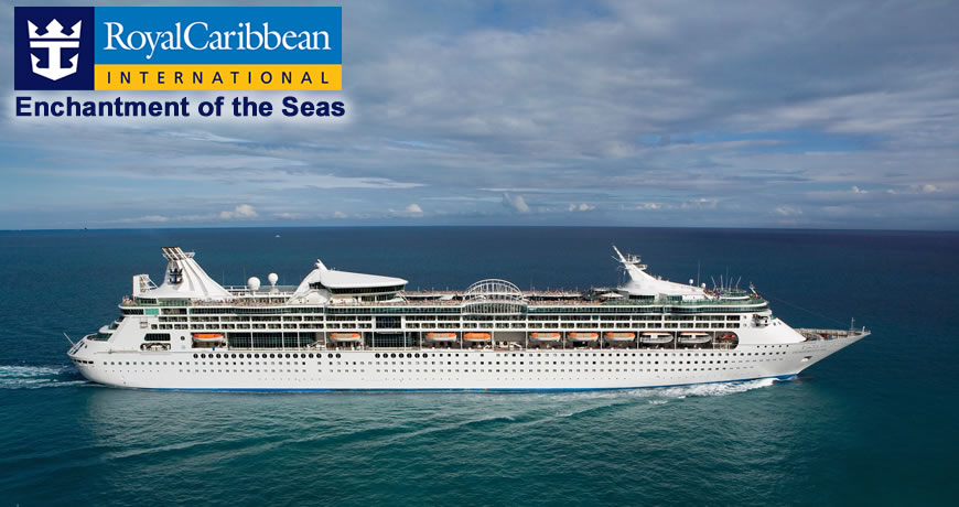 Enchantment Of The Seas Royal Caribbean Cruise Ship