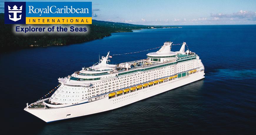 Explorer Of The Seas Royal Caribbean Cruise Ship