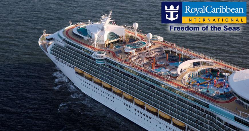 Freedom Of The Seas Royal Caribbean Cruise Ship
