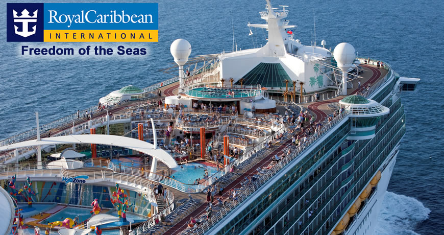 Freedom Of The Seas Royal Caribbean Cruise Ship