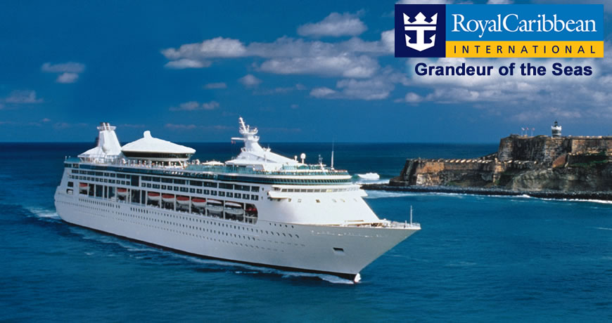 Grandeur Of The Seas Royal Caribbean Cruise Ship