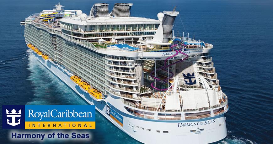 Harmony of the seas cruises royal caribbean harmony of - Allure of the seas fort lauderdale port address ...