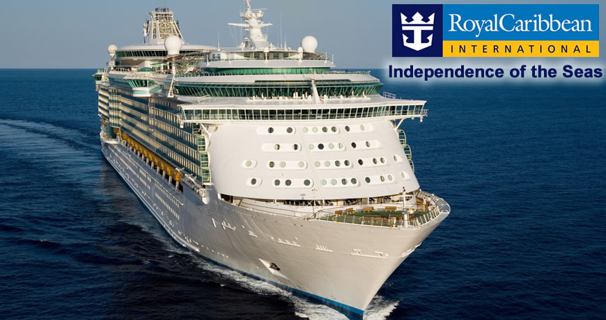 Independence Of The Seas Royal Caribbean Cruise Ship - Cruise ship independence