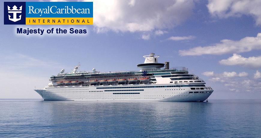 Majesty Of The Seas Royal Caribbean Cruise Ship