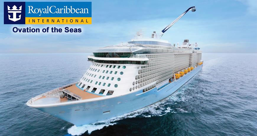 Ovation Of The Seas Cruise Royal Caribbean