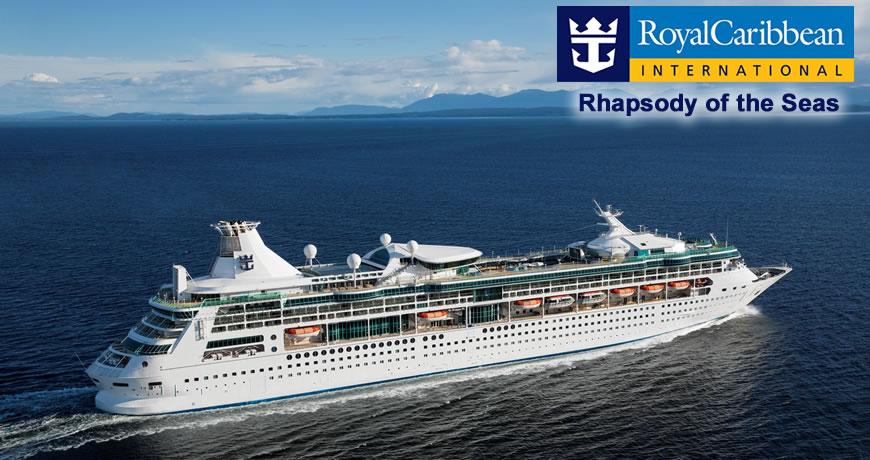 Rhapsody Of The Seas Royal Caribbean Cruise Ship