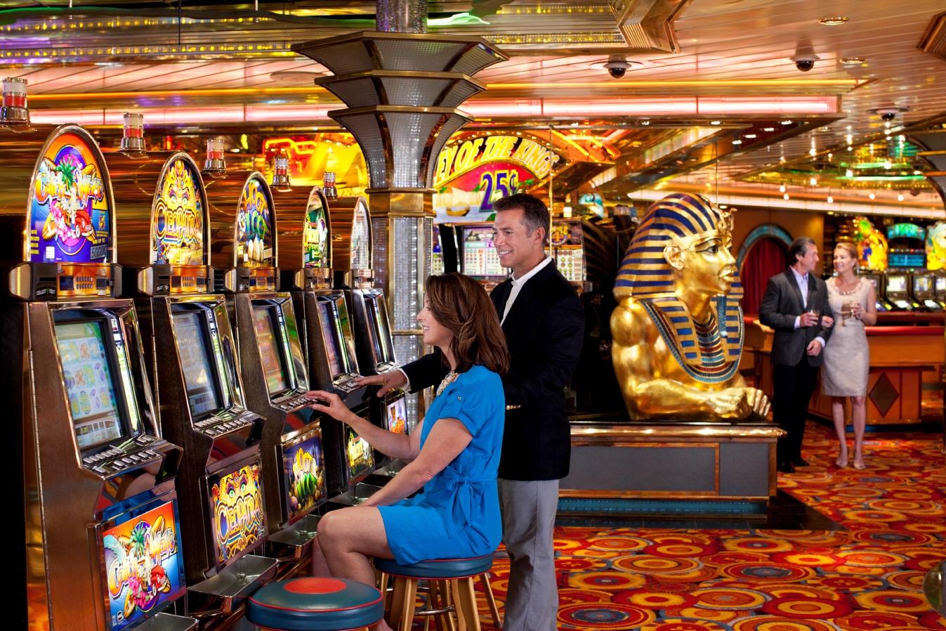 Casino Cruise Age