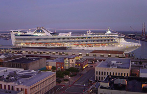 Princess Cruise from Houston, Texas