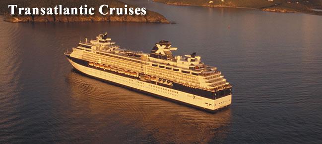 Transatlantic Cruises Cruise The Transatlantic Direct